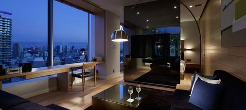 新宿格兰贝尔酒店 - 东京 - 客厅
