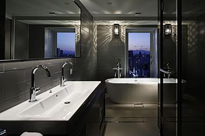 新宿格兰贝尔酒店 - 东京 - 浴室