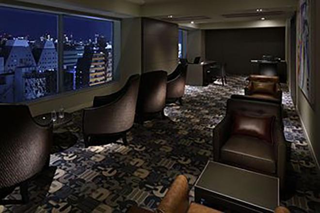 新宿格兰贝尔酒店 - 东京 - 休息厅