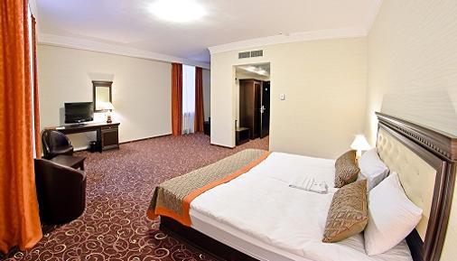 ALFAVITO基辅酒店 - 基辅 - 睡房