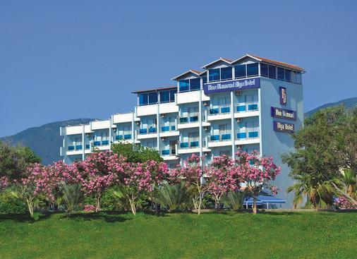布鲁戴蒙德奥尔亚酒店 - 阿拉尼亚 - 建筑