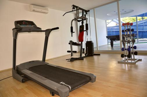 布鲁戴蒙德奥尔亚酒店 - 阿拉尼亚 - 健身房