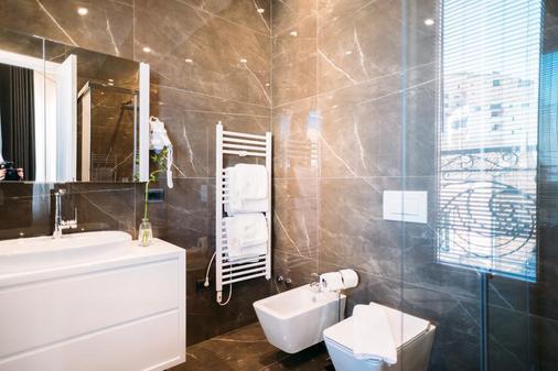 斯特拉中心酒店 - 地拉那 - 浴室