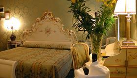 高瑞兹酒店 - 威尼斯 - 睡房