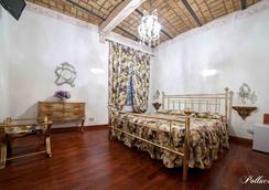 埃尔科瓦住宿加早餐酒店 - 罗马 - 睡房