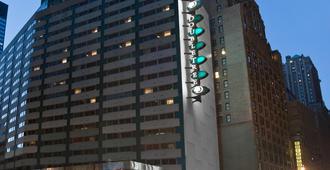 纽约大都会希尔顿逸林酒店 - 纽约 - 建筑
