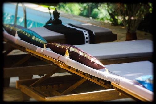 加沃热带精品酒店 - 里约热内卢 - 游泳池