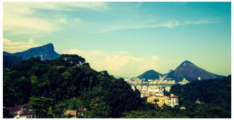 加沃热带精品酒店 - 里约热内卢 - 户外景观