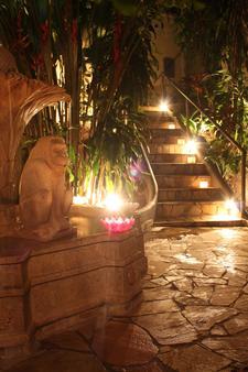 加沃热带精品酒店 - 里约热内卢 - 柜台