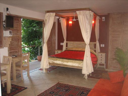 加沃热带精品酒店 - 里约热内卢 - 睡房