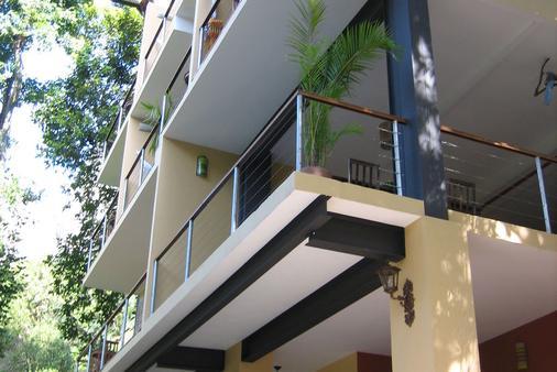 加沃热带精品酒店 - 里约热内卢 - 建筑