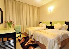 普莱德酒店式公寓 - 迪拜 - 睡房