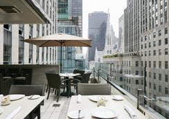 珠宝洛克菲勒中心酒店 - 纽约 - 餐馆