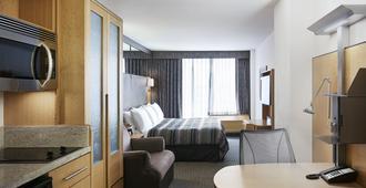 珠宝洛克菲勒中心酒店 - 纽约 - 睡房