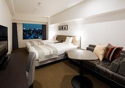 麦思特帕米尔大森酒店 - 东京 - 睡房