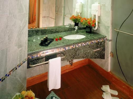 丹埃拉特酒店 - 埃拉特 - 浴室