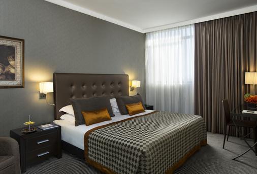 耶路撒冷丹全景酒店 - 耶路撒冷 - 睡房