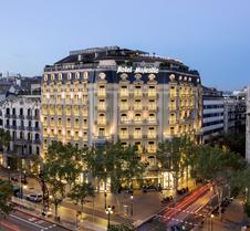 大华及水疗中心巴塞罗那酒店