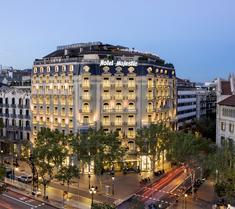 巴塞罗纳GL莫伽斯提克酒店&温泉