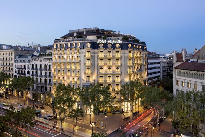 大华及水疗中心巴塞罗那酒店 - 巴塞罗那 - 建筑