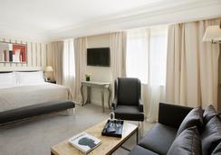 大华及水疗中心巴塞罗那酒店 - 巴塞罗那 - 睡房