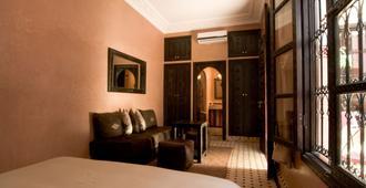 雅利得阿格蒂姆酒店 - 马拉喀什 - 睡房