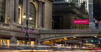 纽约君悦酒店 - 纽约 - 建筑