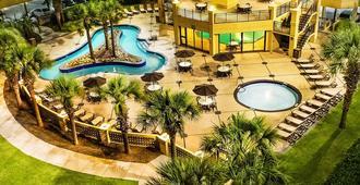 美特尔海滩希尔顿逸林酒店 - 默特尔比奇 - 游泳池
