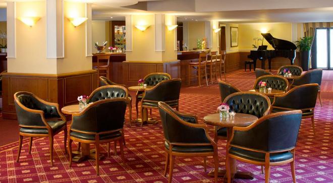 星际商务宫殿酒店 - 米兰 - 休息厅