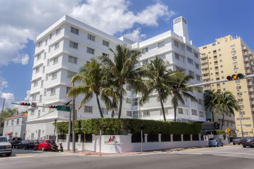 莱德萨斯海滩酒店 - 迈阿密海滩 - 建筑