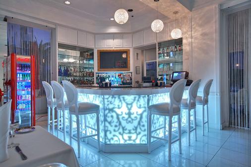 莱德萨斯海滩酒店 - 迈阿密海滩 - 酒吧