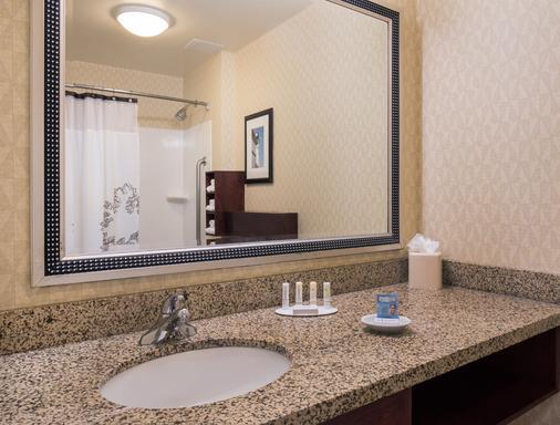 波特兰市中心海滨万豪长住酒店 - 波特兰 - 浴室