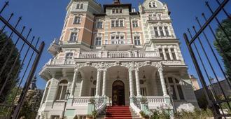 西区萨沃伊酒店 - 卡罗维发利 - 建筑