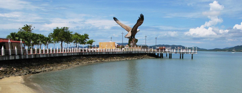 瓜埠 浮罗交怡国际机场的租车